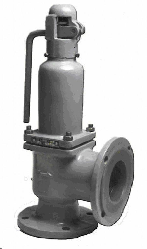 17s28nzh 600x1019 - Клапан стальной пружинный 17с28нж