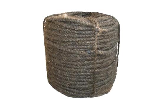 27 2 - Каболка (канат смоляной) 10-12мм (в уп.по 10кг)