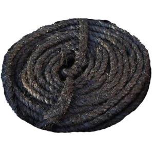 28 3 - Каболка (прядь смоляная) 6- 8мм (в уп.по 10кг)