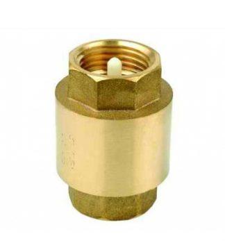 28 6 - Клапан обратный пружинный