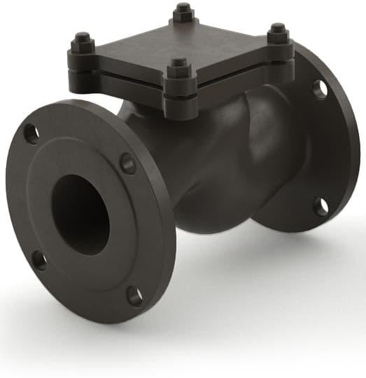 30 4 - Клапан обратный подъёмный 16ч6п