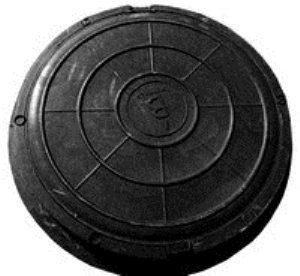 4 2 300x276 - Люк полимерно-композитный средний