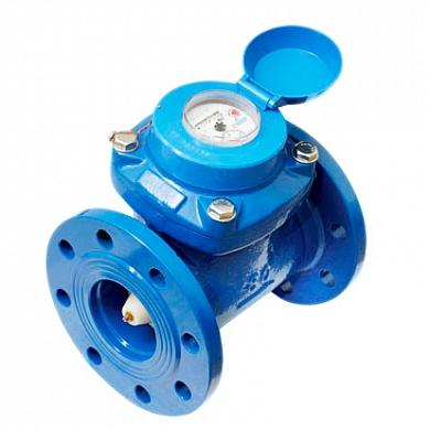 schetchik vody turbinnyy meter vt kh 50 flanets - Счетчик воды турбинный ВТ-Х  фланец