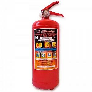 18 3 - Огнетушитель порошковый ОП-1(3)