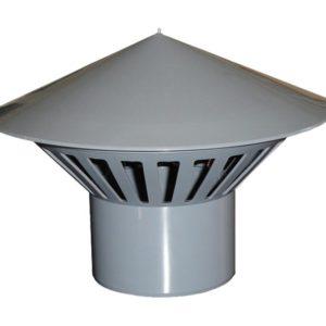 zont50mm 800 600 300x300 - Зонт вентиляционный ПП серый