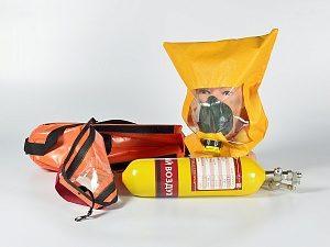 """dsc8168 300x225 - Самоспасатель изолирующий """"Фенист-300-2"""" на сжатом воздухе"""
