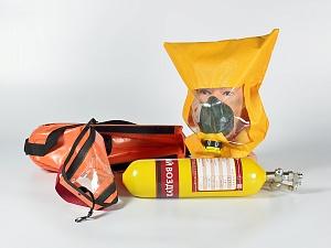 """dsc8168 - Самоспасатель изолирующий """"Фенист-300-2"""" на сжатом воздухе"""