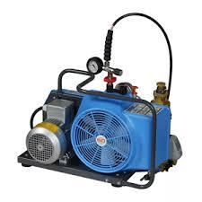 kompressor junior 2w s elektroprivodom - Компрессор Junior 2W с электроприводом (100л/мин, 330 бар, 220 В, 50Гц, 2,2 кВт, 1штуцер, 48 кг)