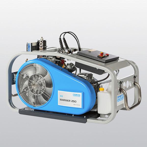 kompressor mariner benzinovyj - Компрессор Mariner бензиновый (250л/мин, 330 бар, ЭД 380 В)