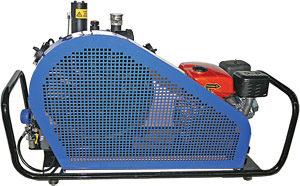 kompressor vektor 265 s elektroprivodom 300x186 - Компрессор Вектор-265 с электроприводом,(265л/мин, 30МПа, 380В/50Гц, 5,5 кВт, 2 запр штуцера, 120 кг, переносной)