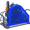 kompressor vektor 265b 100x100 - Компрессор Вектор-265 с электроприводом,(265л/мин, 30МПа, 380В/50Гц, 5,5 кВт, 2 запр штуцера, 120 кг, переносной)