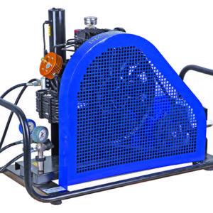 kompressor vektor 265b 300x300 - Компрессор Вектор-265Б бензиновый,(265л/мин, 30МПа, 380В/50Гц, 6,6 кВт, 2запр штуцера, 122 кг, переносной)