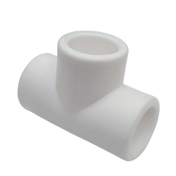 plp bel troynik ravnoprohodniy 600x600 - Тройник PPRC